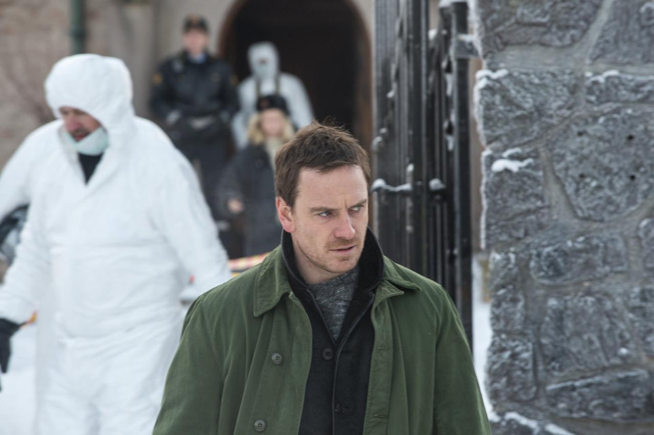 """Stills aus dem Film """"The Snowman"""""""