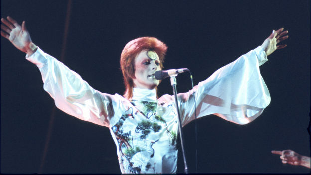 Music from Heaven - David Bowie