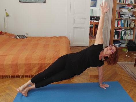 Yoga Bach Sabine Müller-Funk