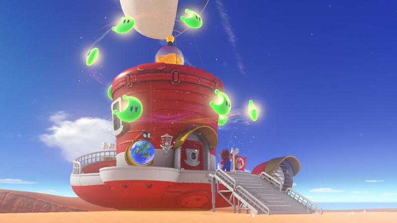 """Super Mario Odyssey"""
