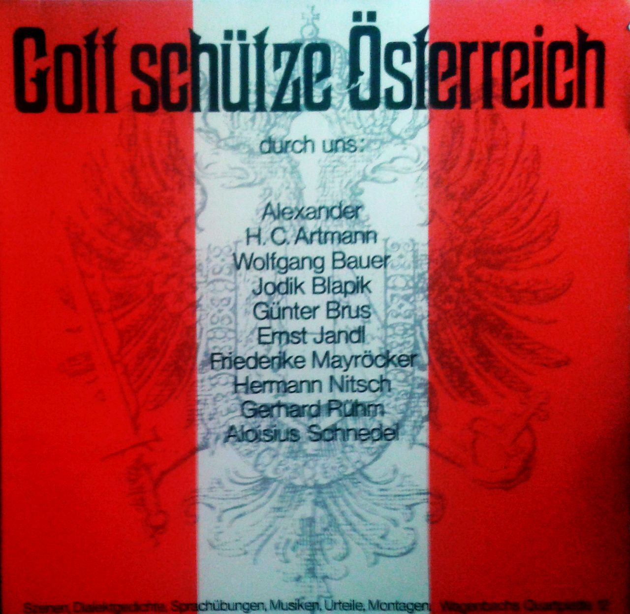 "26.10.17 FM4 Schnitzelbeats- ""Land der Berge"""