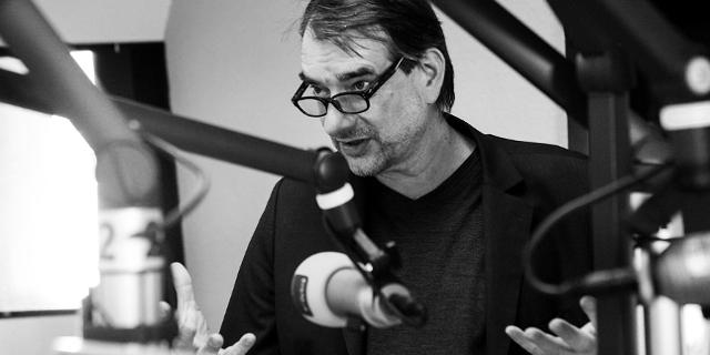 Alexander Horwath im FM4 Doppelzimmer