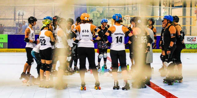 Roller Derby Nationalmannschaft