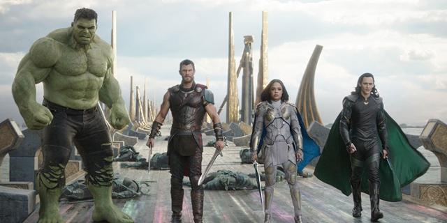 Bilder aus Thor: Ragnarok