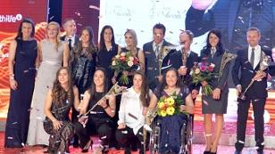 Sporthilfe-Gala 2017