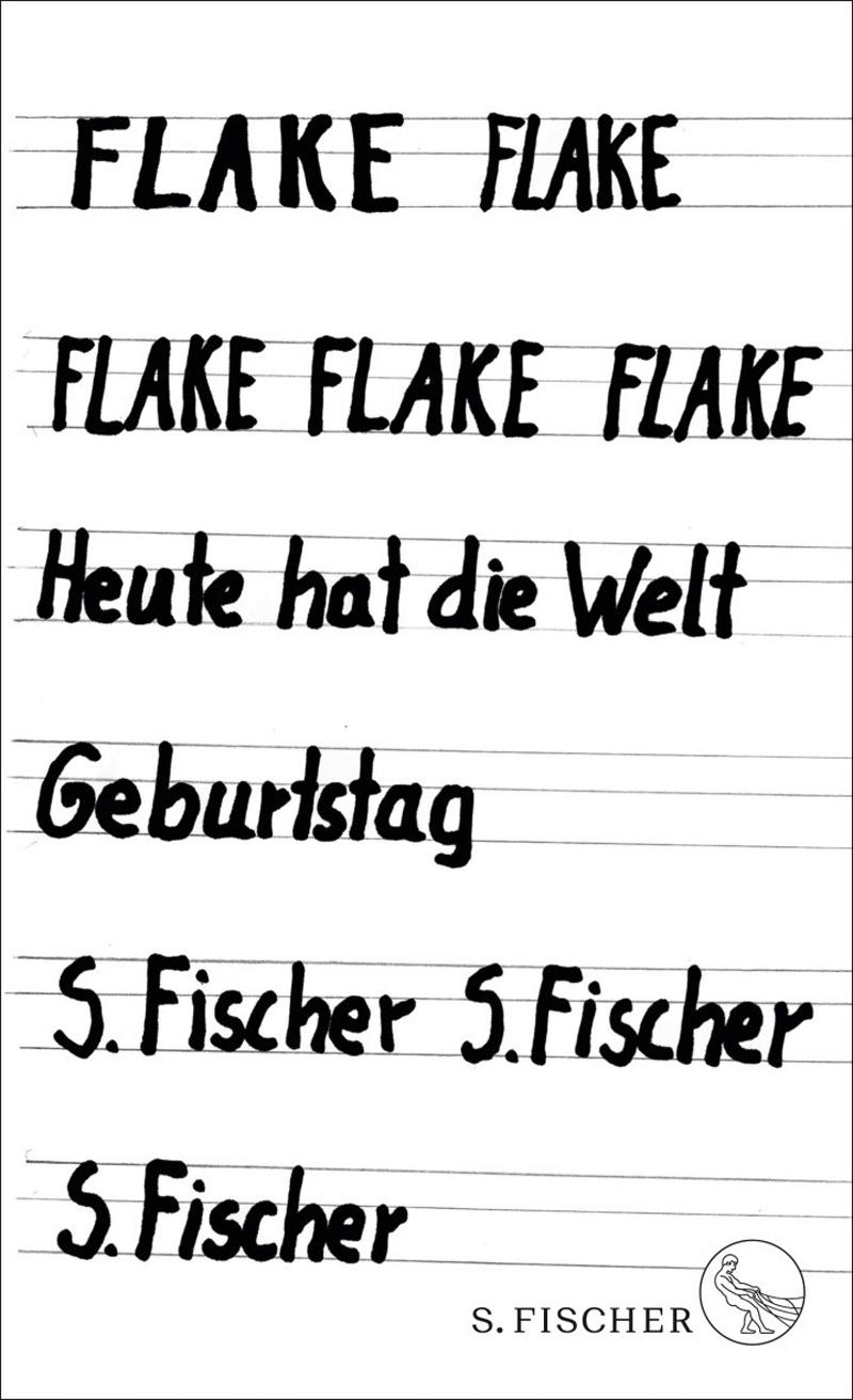 """Flake """"Heute hat die Welt Geburtstag"""" Cover"""