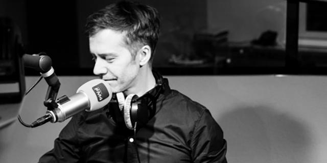 Kristian Davidek im Studio
