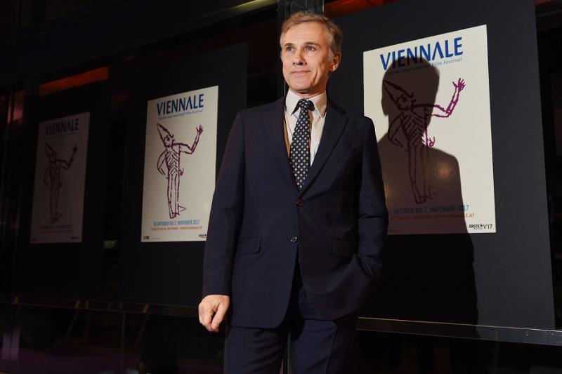 Christoph Waltz auf der Viennale