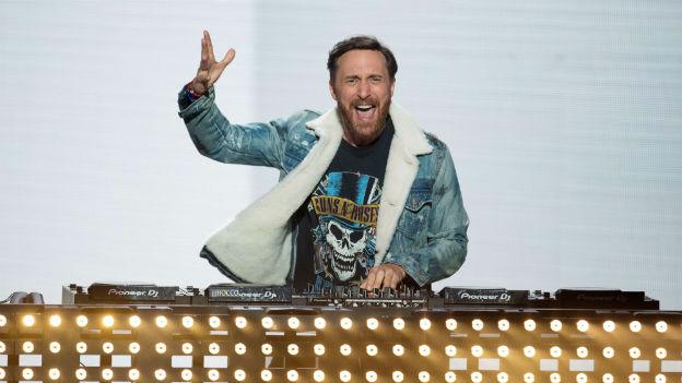 David Guetta wird 50