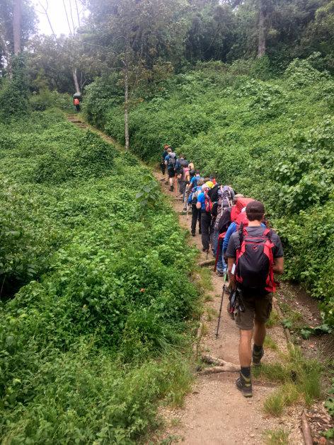 treffpunkt medizin  Atem des Lebens - mit neuer Lunge am Kilimandscharo