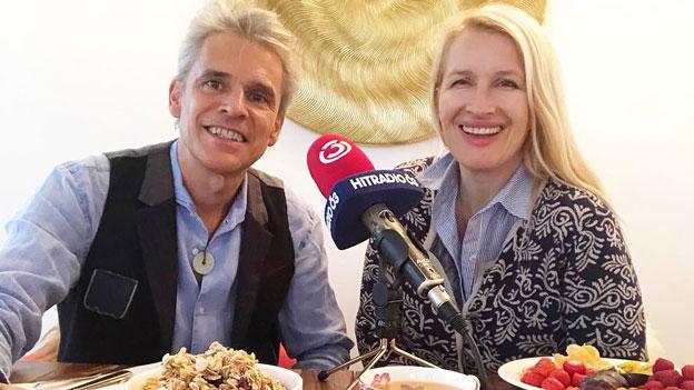 Thomas Brezina, Claudia Stöckl, Frühstück bei mir