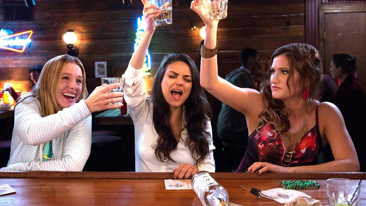 "Kristen Bell, Mila Kunis und Kathryn Hahn in ""Bad Moms 2"""