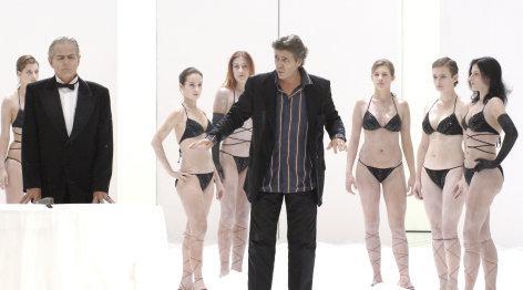 Don Giovanni, salzburger Festspiele 2006