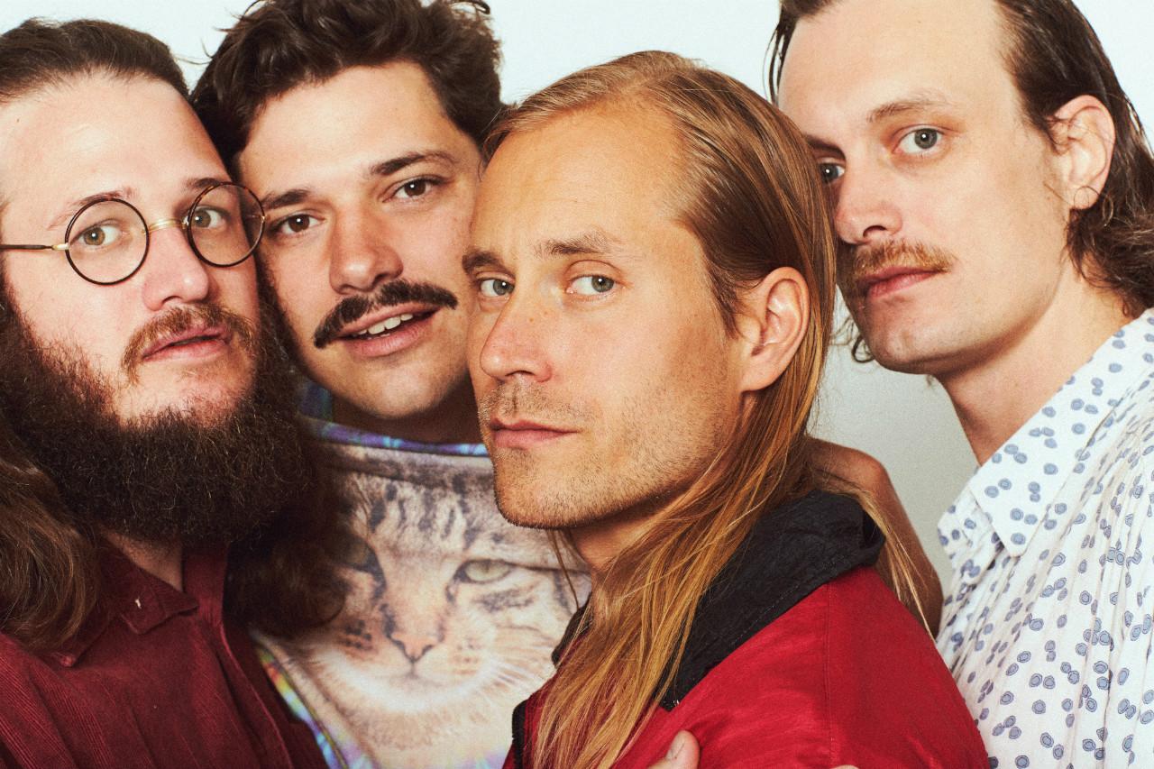 Die dänisch-finnische Band Liima im Portrait