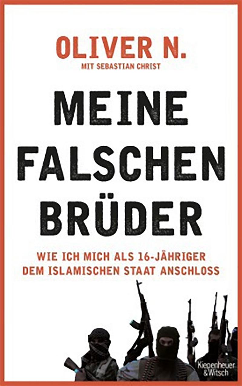 """Cover """"Meine falschen Brüder"""""""
