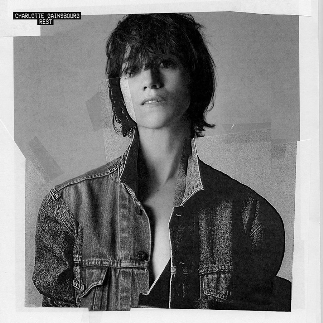 "Cover ""Rest"" von Charlotte Gainsbourg"