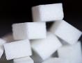 Zucker in Würfelform