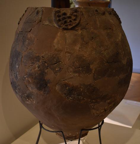 Neolithischer Weinkrug
