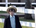 Bub aus der Gemeinschaft der Amischen