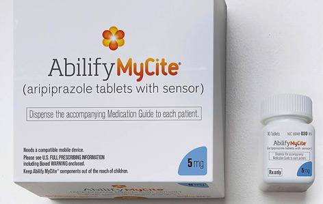 Smarte Pille Verpackung