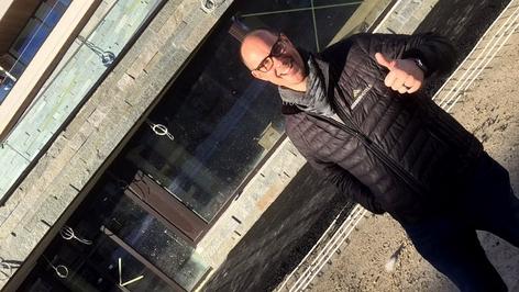 Mario Gerber vom Mooshaus im Kühtai