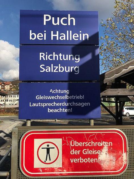 Puch Bahnhof