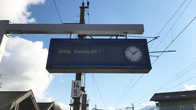 Puch / Bahnhof