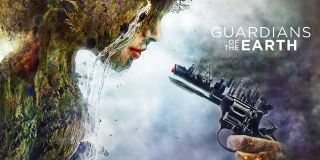 "Plakat des Films ""Guardians of the Earth"""