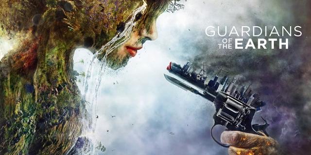 """Plakat des Films """"Guardians of the Earth"""""""