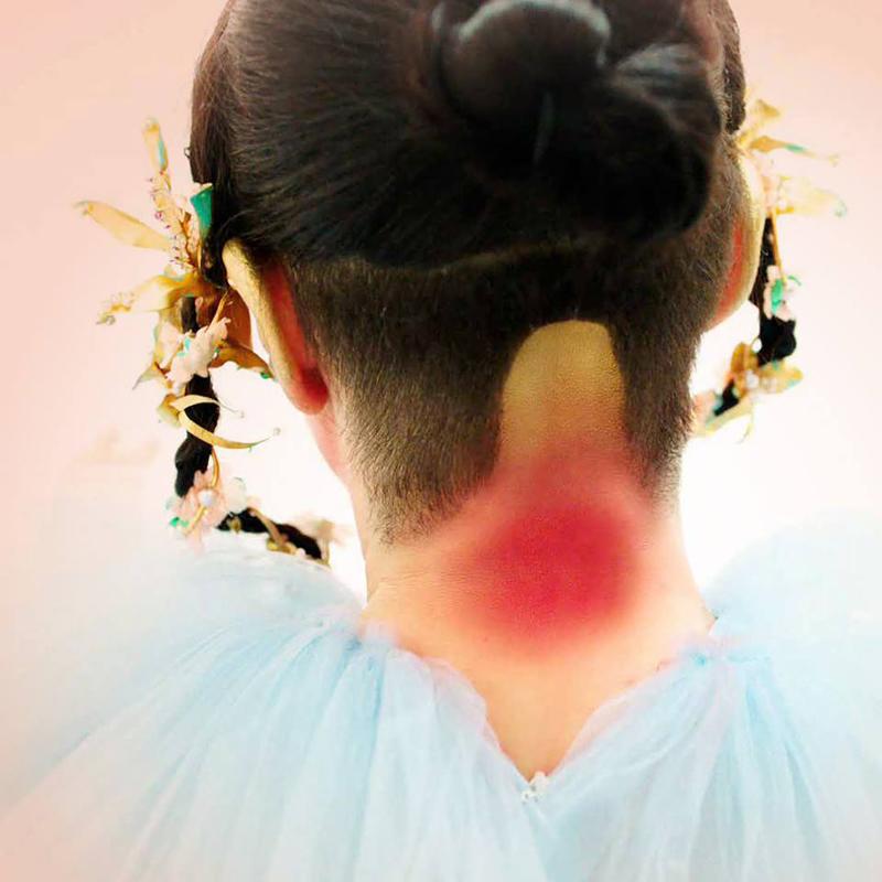 """Björk Nacken aus """"Blissing Me"""""""