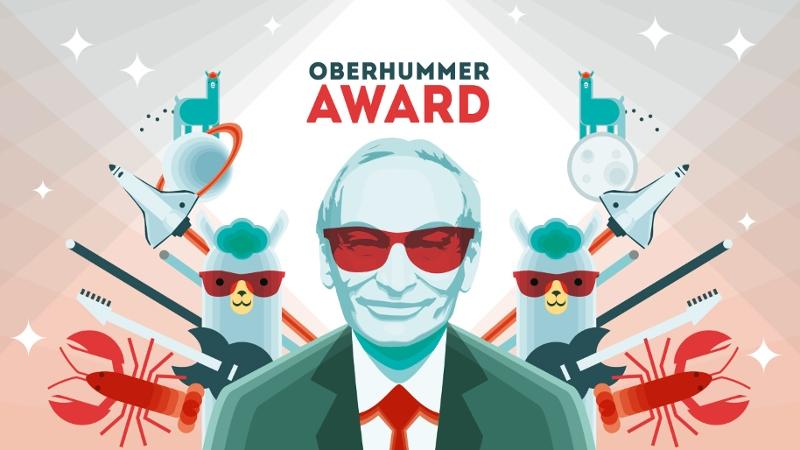 Heinz Oberhummer Award