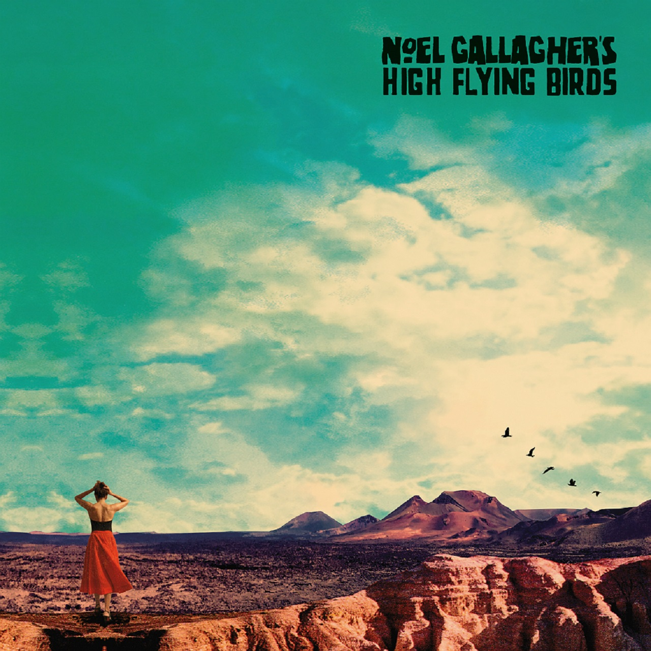"Cover ""Who Built The Moon"" von Noel Gallagher"