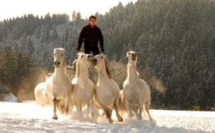 Wilde Reise mit Erich Pr&ouml;ll <br /> Pferdemenschen (1)