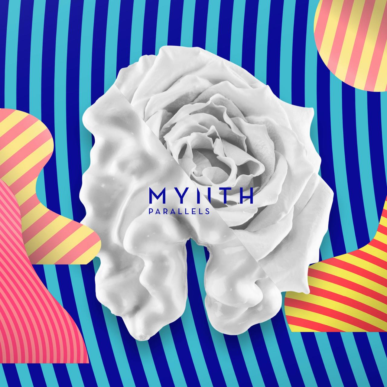 """Albumcover """"Parallels"""" von Mynth"""