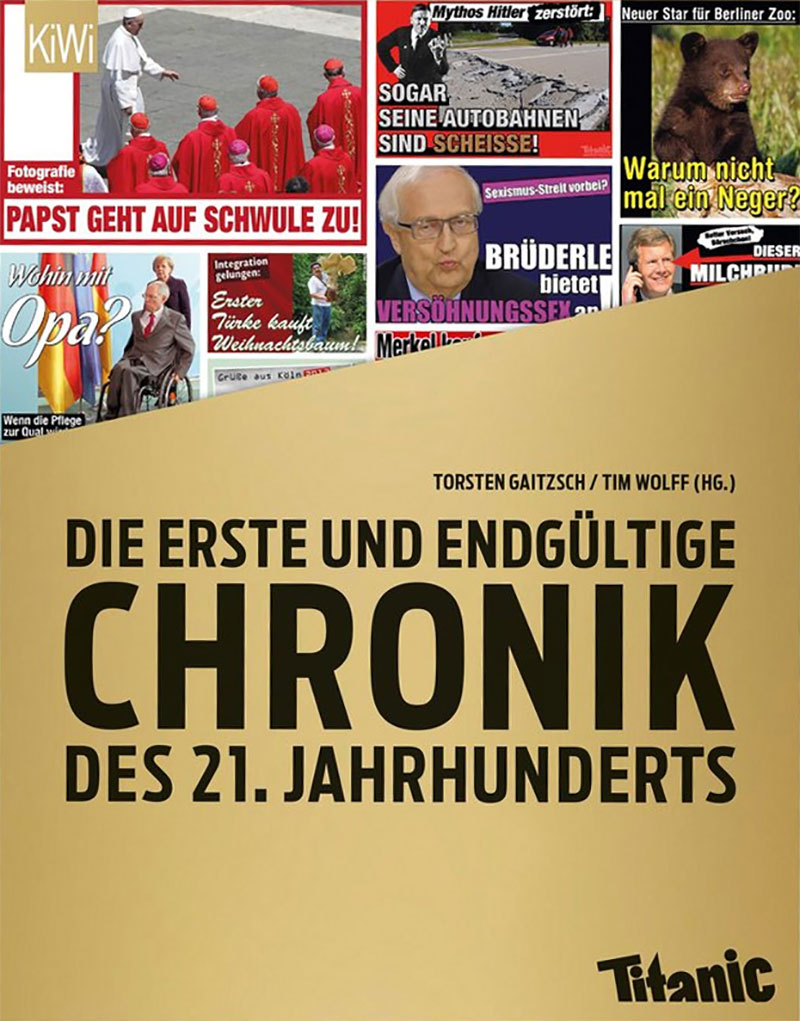Cover der Chronik