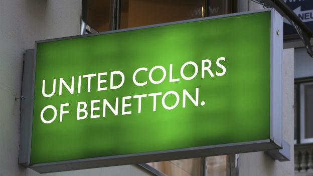Benetton Chef kehrt zurück