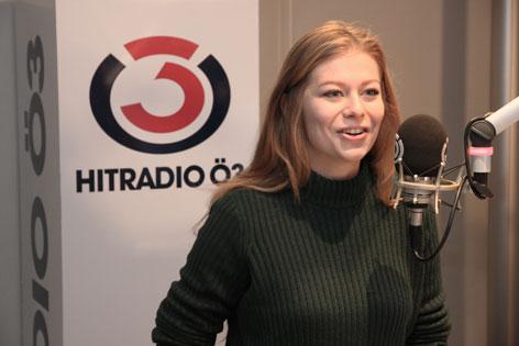 Sängerin Zoë Straub