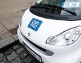 Ein Auto des Carsharinganbieters Car2go