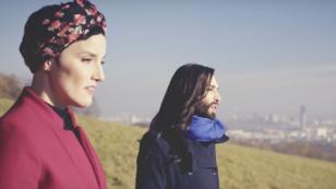 Conchita Wurst & Ina Regen Cover