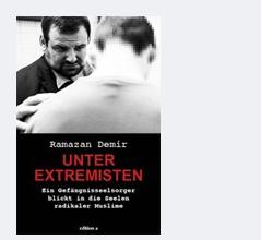 Buchcover Ramazan Demir: Unter Extremisten