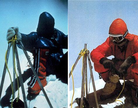 Der Mann für Rekorde: Alpinist Peter Habeler  Originaltitel: Peter Habeler im Portrait