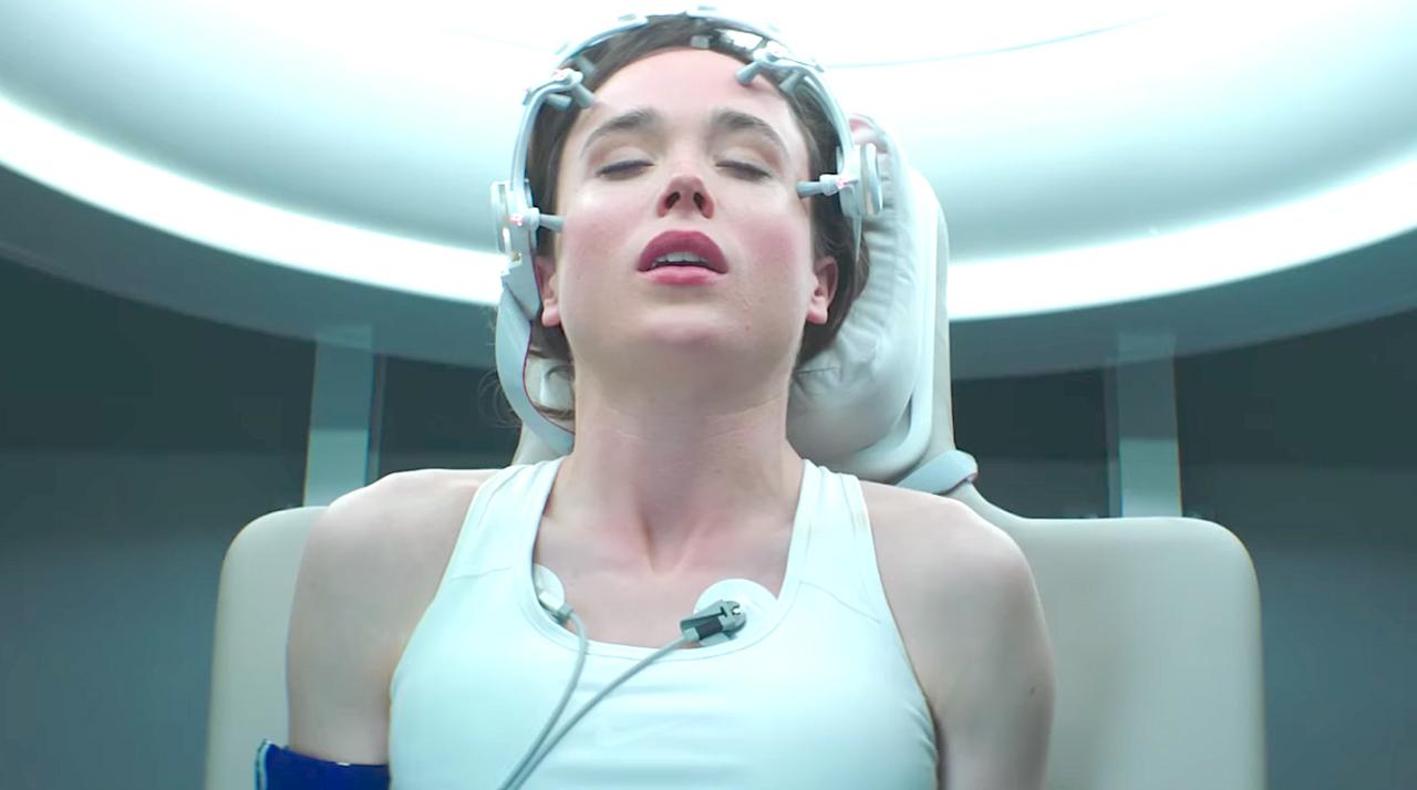 """Ellen Page in """"Flatliners"""""""