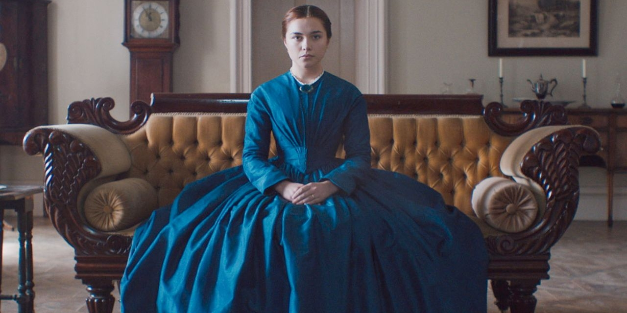 "Florence Pugh in ""Lady MacBeth"""