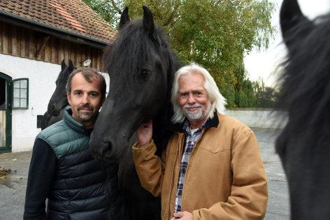 Wilde Reise mit Erich Pröll  Pferdemenschen (2)