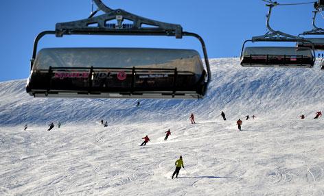 Skilift Zauchensee