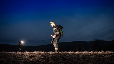 Feuerwehrmann Andreas Michalitz
