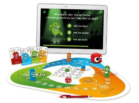 Interaction: Smartes Brettspiel aus Österreich