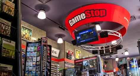 Gamestop - Shop innen