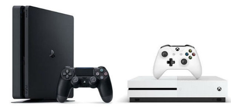 PS4 Slim vs. Xbox One S