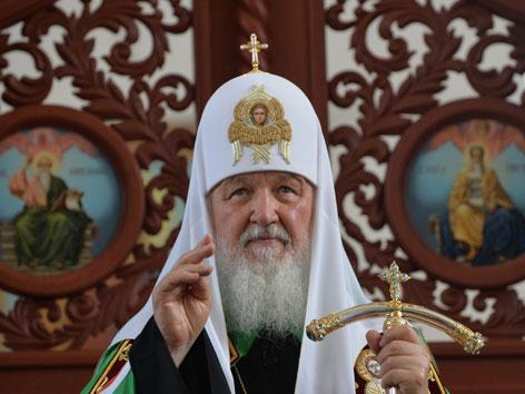 Patriarch Kiril I.